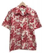 ()の古着「アロハシャツ」|レッド