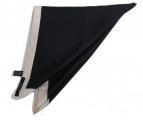 GUCCI(グッチ)の古着「シルクスカーフ」|ブラック