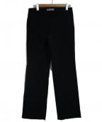 ISSEY MIYAKE WHITE LABEL(イッセイミヤケホワイトレーベル)の古着「イージーパンツ」 ブラック