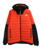THE NORTH FACE(ザノースフェイス)の古着「L3 50/50 Down Hoodie」|レッド