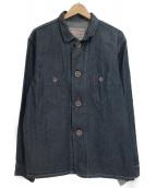 LEVIS RED(リーバイスレッド)の古着「デニムジャケット」|インディゴ