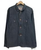 LEVIS RED(リーバイスレッド)の古着「デニムジャケット」 インディゴ