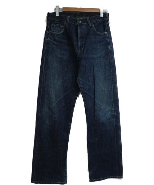 LEVIS(リーバイス)LEVIS (リーバイス) デニムパンツ ネイビー サイズ:SIZE W31 702-XXの古着・服飾アイテム