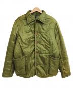 45rpm()の古着「中綿ジャケット」|グリーン