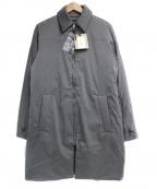 Pen Field(ペンフィールド)の古着「中綿コート」|グレー