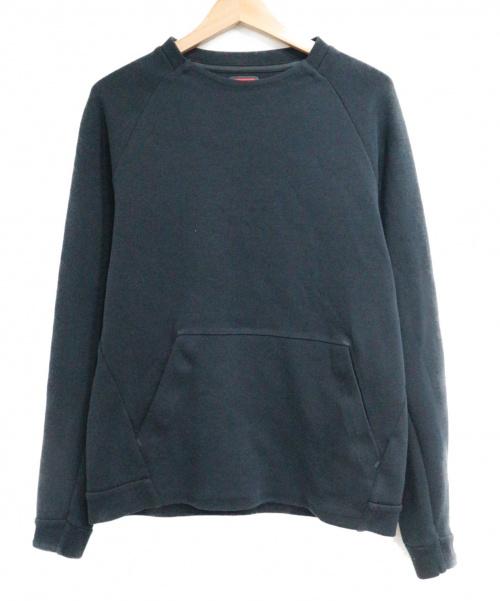 NIKE(ナイキ)NIKE (ナイキ) NIKE TECH FLEECE CREW ネイビー サイズ:SIZE Sの古着・服飾アイテム