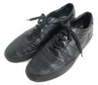 COMMON PROJECTS(コモンプロジェクツ)の古着「ローカットレザースニーカー」|ブラック