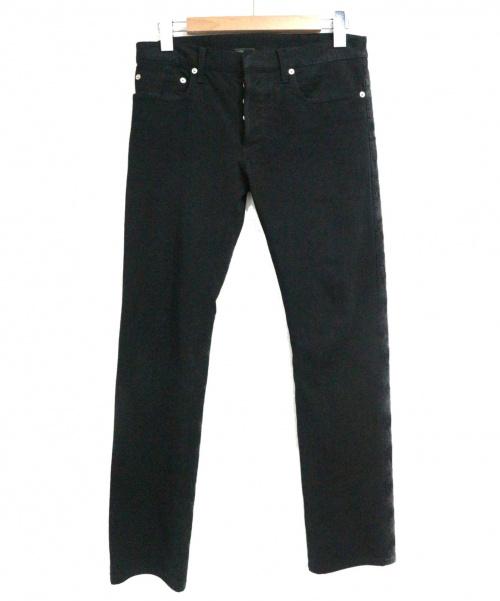 DIOR HOMME(ディオール オム)Dior Homme (ディオールオム) スキニーデニムパンツ ブラック サイズ:SIZE 73.5cm (W29)の古着・服飾アイテム