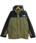 ()の古着「Mountain Light Jacket」 カーキ