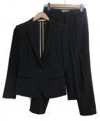 BEIGE(ベイジ)の古着「LUIZA-Sセットアップスーツ」|ネイビー