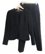 BEIGE(ベイジ)の古着「DUBLINセットアップスーツ」 ブラック