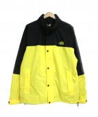 ()の古着「Hydrena Wind Jacket」 イエロー×ブラック