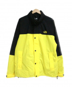 THE NORTH FACE()の古着「Hydrena Wind Jacket」|イエロー×ブラック