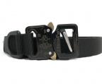 BAGJACK(バッグジャック)の古着「オーストリアルペン コブラバックルベルト」 ブラック