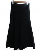 PROENZA SCHOULER(プロエンザ スクーラー)の古着「マーメイドスカート」|ブラック