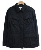 TATRAS(タトラス)の古着「ミリタリージャケット」|ブラック