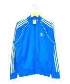 adidas Originals()の古着「トラックジャケット」 ブルー