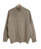 UNITED TOKYO()の古着「ニットジャケット」|ベージュ