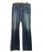 BURBERRY BLACK LABEL()の古着「デニムパンツ」 ブルー