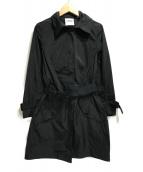 ASPESI(アスペジ)の古着「ナイロンコート」|ネイビー