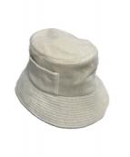 LACK of COLOR(ラックオブカラー)の古着「WAVE TOWEL バケットハット」|アイボリー