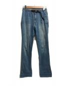 GRAMICCI(グラミチ)の古着「デニムパンツ」|ブルー