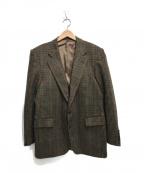 BARNEYS NEWYORK(バーニーズ・ニューヨーク)の古着「コート」 ブラウン