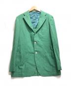 Brilla per il gusto(ブリッラ ペル イルグースト)の古着「3Bジャケット」|グリーン