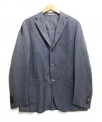 BOGLIOLI()の古着「3Bジャケット」|ブルー