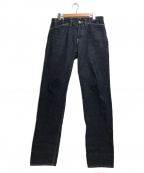 Tender()の古着「TAPERED JEANS」|インディゴ