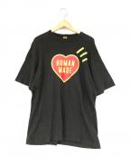 HUMAN MADE(ヒューマンメイド)の古着「プリントTシャツ」|ブラック