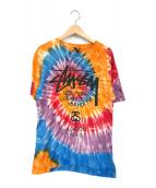 ()の古着「プリントTシャツ」|マルチカラー