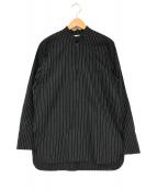 ()の古着「cairo shirts」|ネイビー
