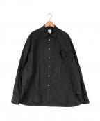 Name.(ネーム)の古着「NORMAN ROCKWELLバックプリントシャツ」 ブラック