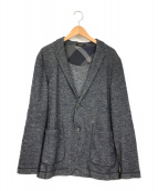 ()の古着「テーラードジャケット」|ネイビー