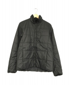 ()の古着「中綿ジャケット」 ブラック