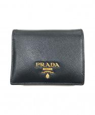 PRADA (プラダ) サフィアーノレザー財布 サイズ:表記無し 1MV204
