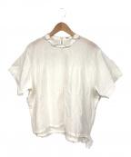 45R(フォーティファイブアール)の古着「エンブロイダリーブラウス」|ホワイト