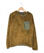 Patagonia(パタゴニア)の古着「LOS GATOS CREW」|ブラウン
