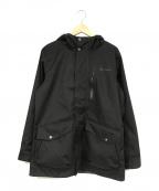 FOX FIRE(フォックスファイヤー)の古着「ノマークスリーウェイジャケット」|ブラック