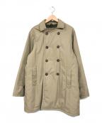 LAVENHAM(ラベンハム)の古着「中綿コート」|ベージュ