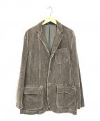 POLO RALPH LAUREN(ポロ・ラルフローレン)の古着「コーデュロイジャケット」|ブラウン