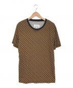 Martin Margiela 10()の古着「ステレオタイプ ダイヤモンド 3Pパック tシャツ」|オレンジ