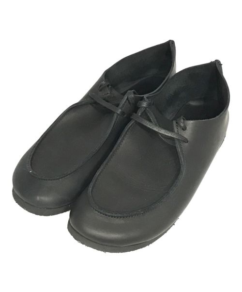 KOJIMA SHOE MAKERS(コジマ シュー メイカーズ)KOJIMA SHOE MAKERS (コジマ シュー メイカーズ) チロリアンシューズ ブラック サイズ:27cmの古着・服飾アイテム
