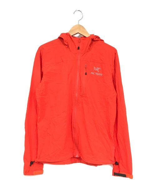 ARC'TERYX(アークテリクス)ARC'TERYX (アークテリクス) スコーミッシュ フーディ ブラウン サイズ:XSの古着・服飾アイテム