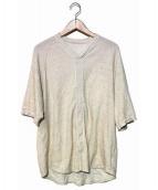 BRUNABOINNE(ブルーナボイン)の古着「ダニーTシャツ」 アイボリー