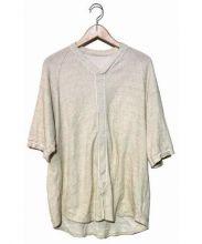 BRUNABOINNE(ブルーナボイン)の古着「ダニーTシャツ」|アイボリー