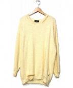 glamb(グラム)の古着「Hilary knit/ヒラリーニット」|アイボリー