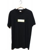 Supreme(シュプリーム)の古着「Bling Box Logo Tee」|ブラック