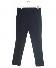junhashimoto(ジュンハシモト)の古着「HMT ONE TUCK PANTS」 ブラック